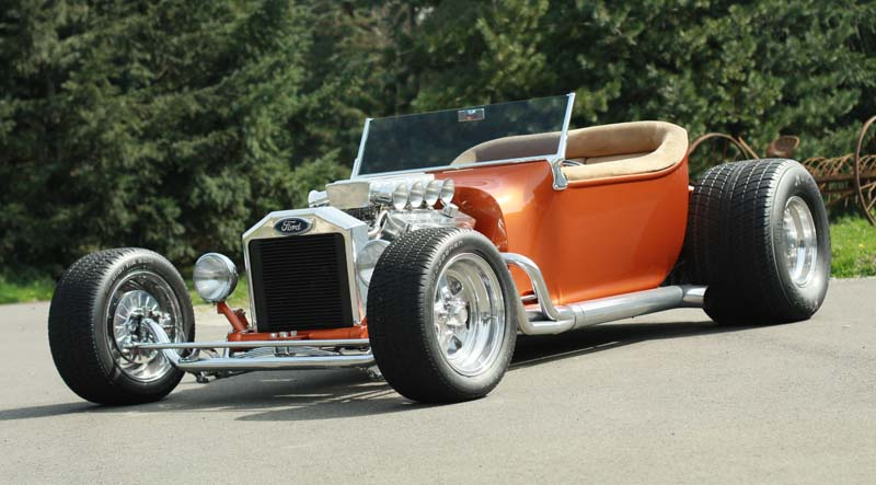 1924 Ford Roadster