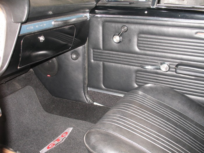 Pin Abs Kick Panels W Speakers 67 68 Camaro On Pinterest