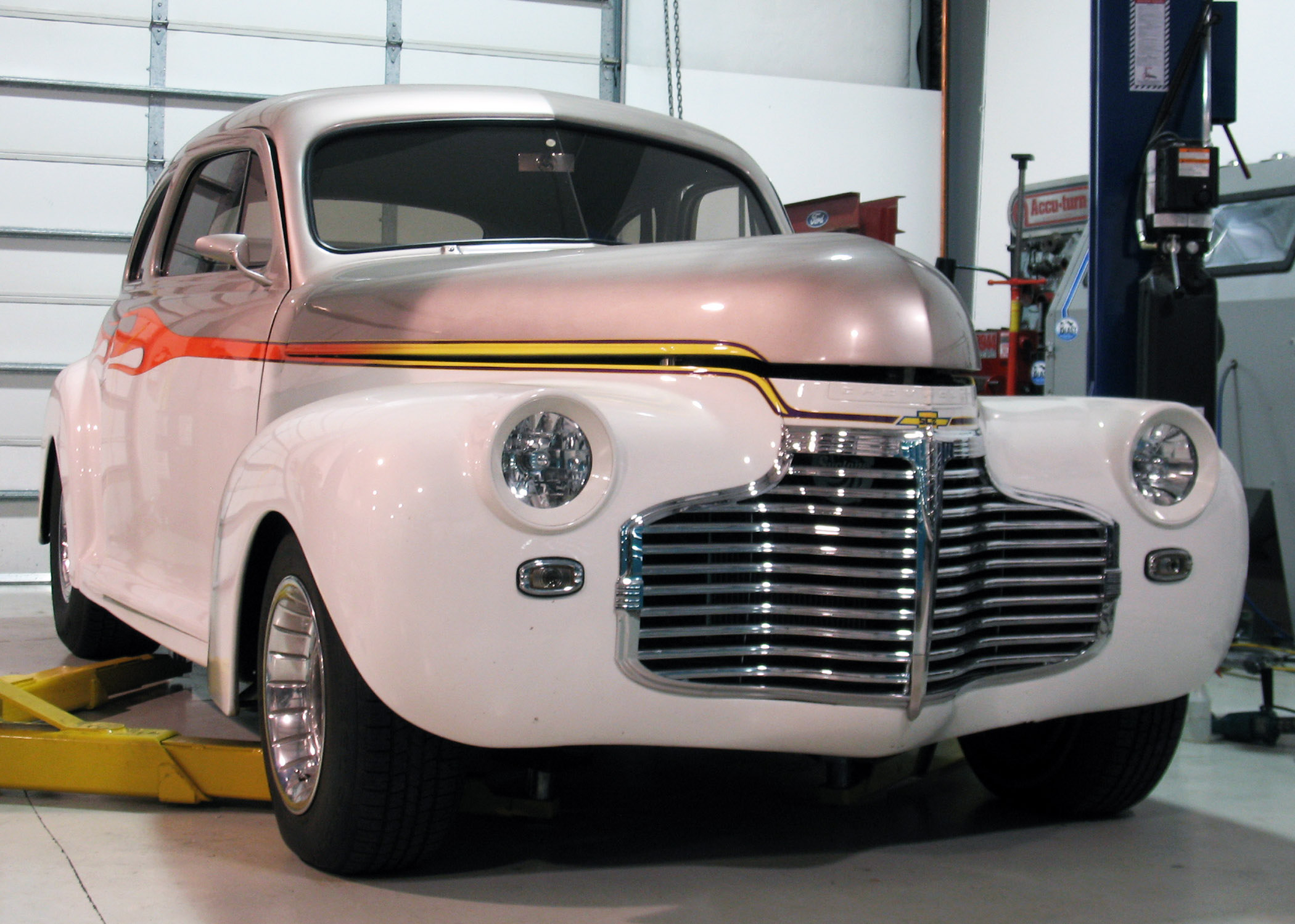 1941 Chevrolet Coupe Duncan Automotive