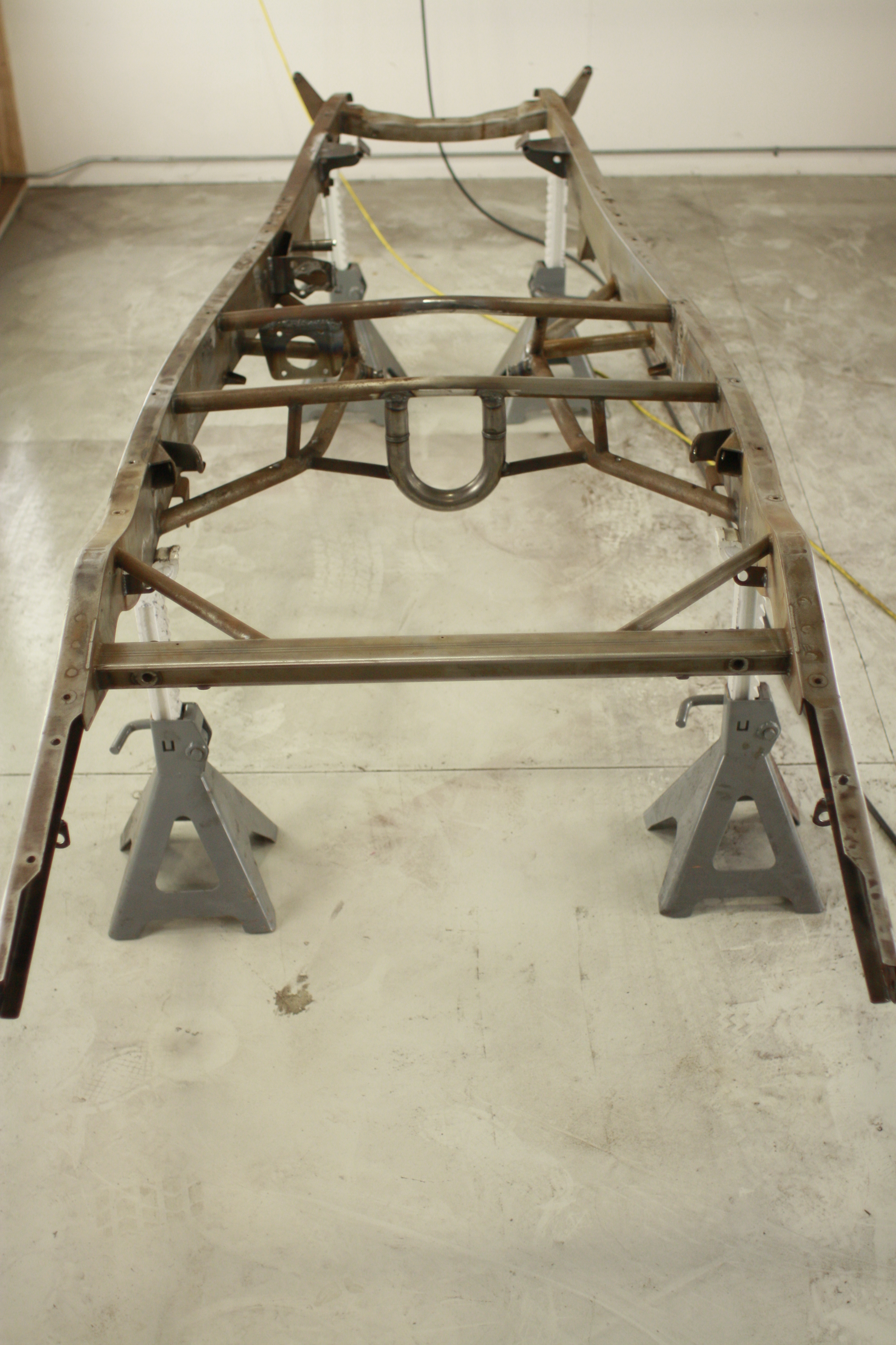 32 Ford Chassis Work | Duncans Speed & Custom