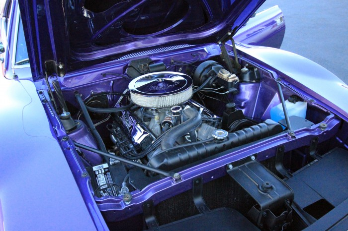 1971 AMC AMX 401 4-Speed Plum Crazy