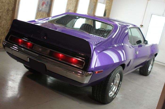 1971 AMC AMX 401 V8 4-Speed