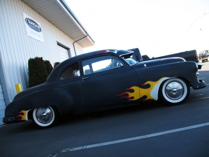 1950 Chevrolet Major Service Amp Brakes Duncans Speed Amp Custom