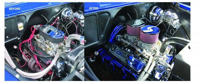 1957 Chevrolet Pickup Engine