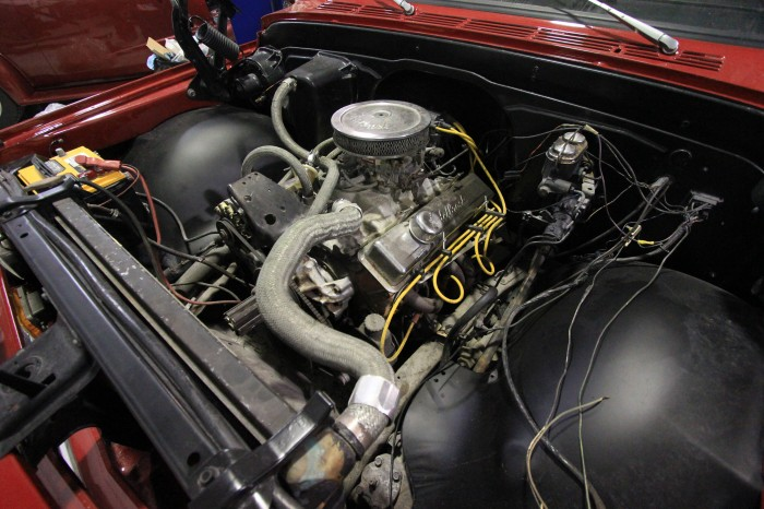 Chevrolet C10 Upgrades